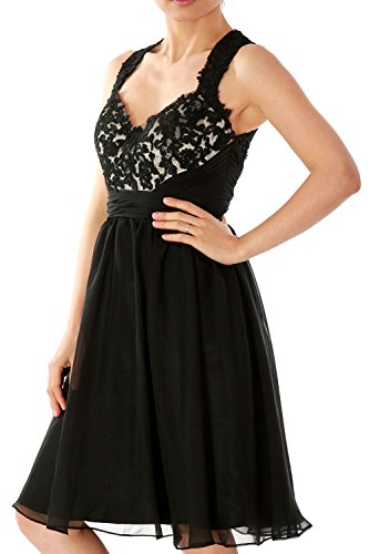 MACloth Halter Lace Mini Homecoming Prom Gown Short Evening Cocktail Party Dress Negro