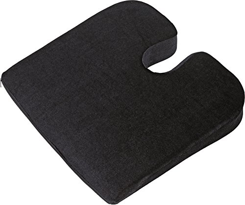 Relaxzen 60 2869B Coccyx Support Cushion