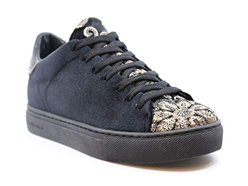 Crime Nero London Sneakers da donna rIqvr7w0