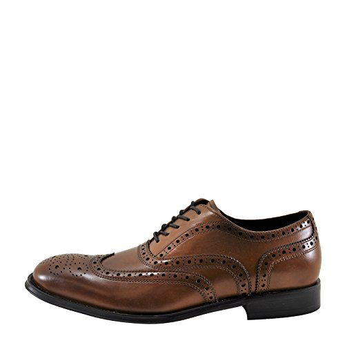 Kenneth Cole Design 10521 Mens Pelle Oxford Cognac