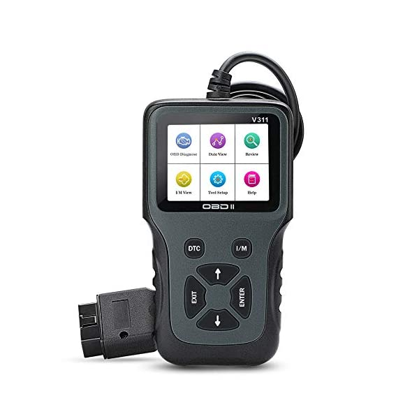 MANLI-OBD2-ScannerProfessional-Enhanced-OBDII-Diagnostic-Code-Reader-Color-Display-with-28-Car-Diagnostic-Scan-Tool-Vehicle-Check-Engine-Light-Analyzer