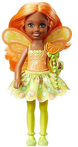 Boneca Barbie Chelsea Dreamtopia - Fada Limão