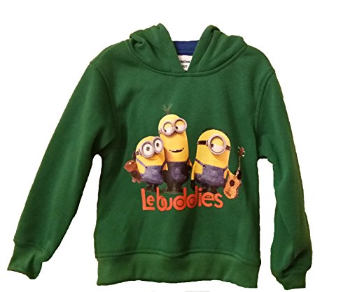 The Minions Green Hoodie (5t)