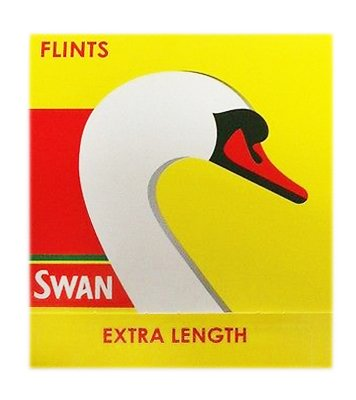 Swan Lighter Flints Universal For All Lighters like Clipper **BUY 3 GET 1 FREE**