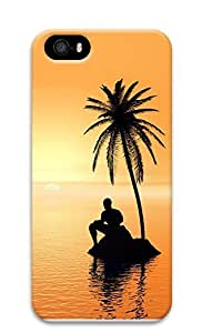 iPhone 5 5S Case Landscapes Sunset 5 3D Custom iPhone 5 5S Case Cover