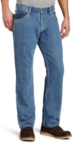 Levi's Men's Big and Tall 505 Regular-Fit Jean