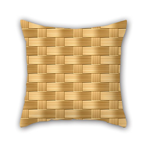 Cushion Covers Of Wood For Christmas Bench Divan Monther Club Deck Chair 16 X 16 Inches / 40 By 40 Cm(each Side)