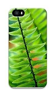 iPhone 5 5S Case Green Ferns 3D Custom iPhone 5 5S Case Cover