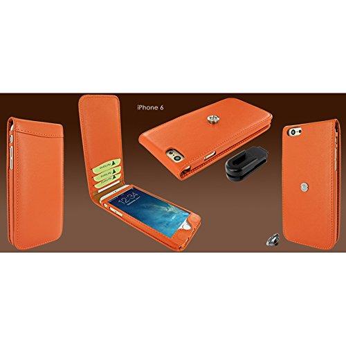 Piel Frama 682N PIELFRAMA 682N Magnetic Case für Apple iPhone 6 in orange