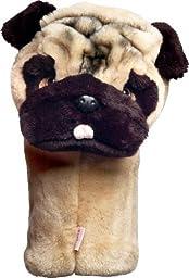 Daphne\'s Pug Headcovers