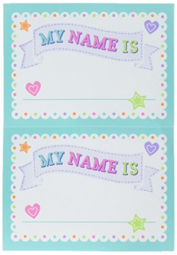 (Amscan Baby Shower Name Tags)
