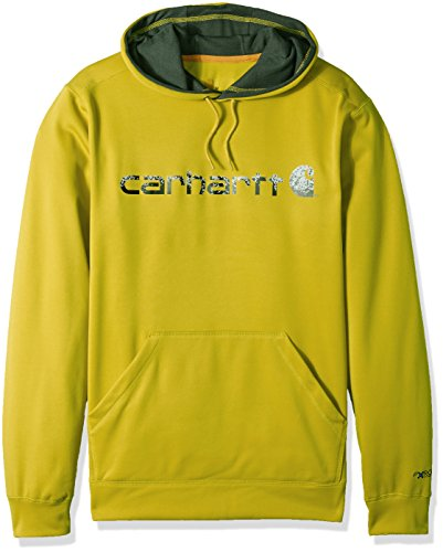 Carhartt Men's Force Extremes Signature Graphic Hooded Sweat