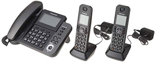 Panasonic KXTGF352M Dect_6.0 3-Handset Landline Telephone for sale  Delivered anywhere in Canada