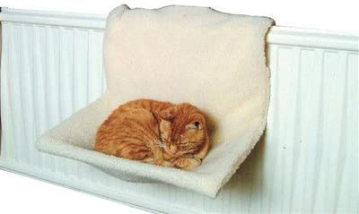 GATOS CAMA RADIADOR HAMACA LAVABLE: Amazon.es: Hogar