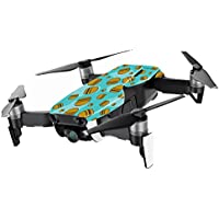 MightySkins Skin for DJI Mavic Air Drone - Burger Heaven | Min Coverage Protective, Durable, and Unique Vinyl Decal wrap cover | Easy To Apply, Remove, and Change Styles | Made in the USA