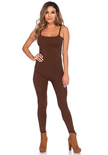 Leg Avenue Women's Costume, Brown,