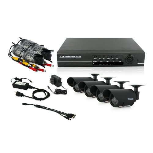 Zmodo PKD DK0856 500GB Channel Infrared Camera product image