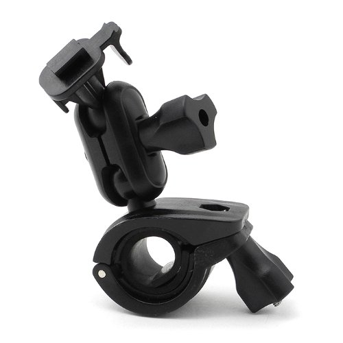 214 Car - iSaddle CH214 Car Rearview Mirror Mount Holder Bicycle Handlebar Mount Holder For GPS In Dash Camera Car DVR Recorder DOD PAPOAGO HP Yi Blackbox...