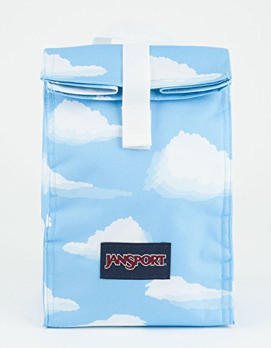 men/man cheapest sale discover latest trends JanSport Rolltop Lunch Bag (Partly Cloudy) - Buy Online in ...