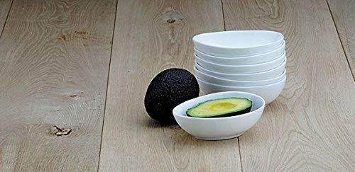 WM Bartleet & Sons Avocado Dish CKS