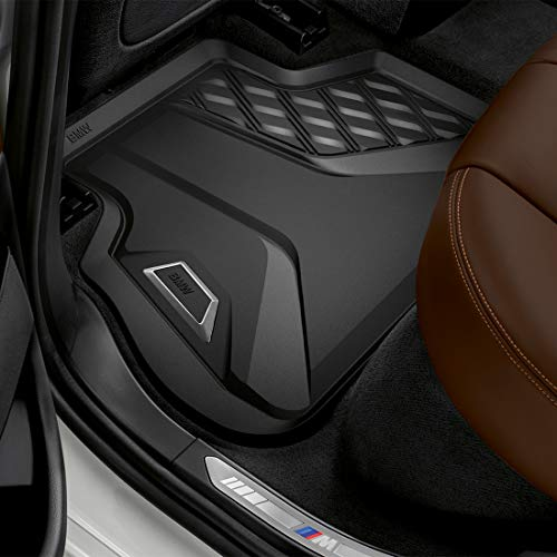BMW 51472458552 All-Weather Floor Mats For G05 X5 (Set of 2 Rear Mats)