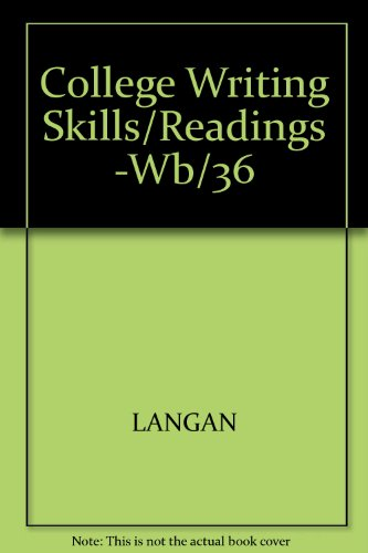 College Writing Skills with Readings, 2nd Edition