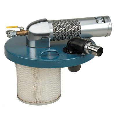 Nortech N551BX B Vacuum Generating Head with 1.5-Inch Inlet, 55-Gallon