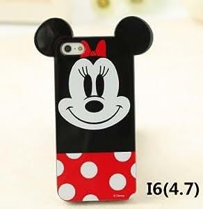 Vigend? Minnie mouse IPHONE 6plus CASE iphone6 plus iphone 6 plus case 5.5