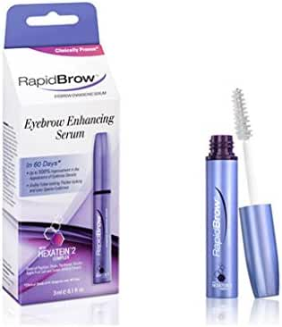 RapidBrow Eyebrow Enhancing Serum, 0.1 fl. oz.