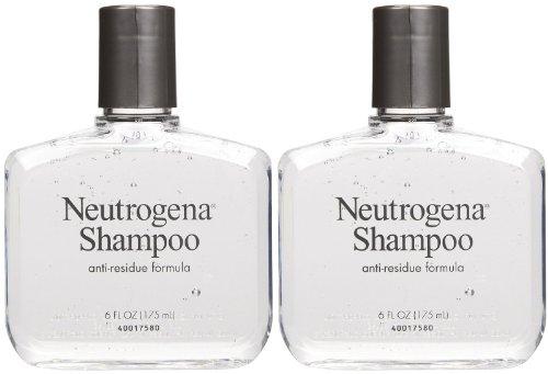 Neutrogena Shampoo Anti Residue Formula PACK