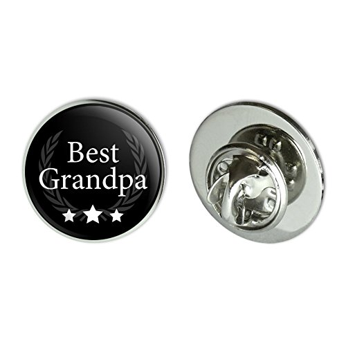 Grandpa Pin - Best Grandpa Award Metal 0.75