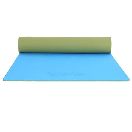LINrxl GUORONG Colchonetas de Yoga, Material Antideslizante ...