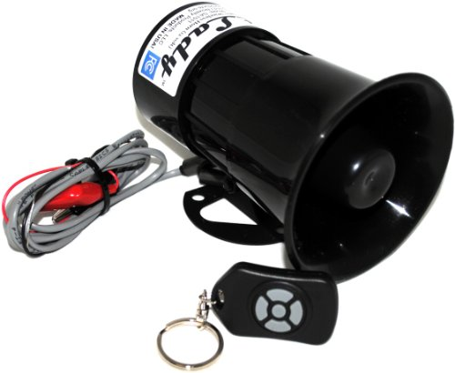 University of Alabama FatLady™ Musical 5 Song Car Horn with WIRELESS REMOTE CONTROL
