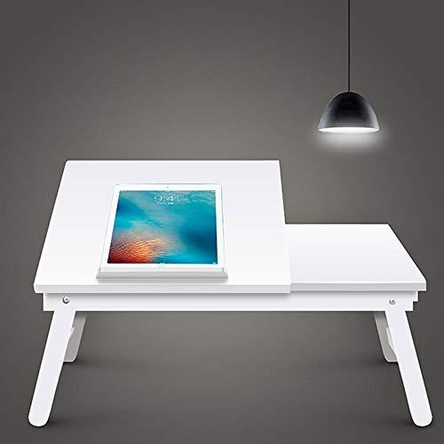 Yilcohwy Laptop Support Table Pequeño Escritorio Multifuncional ...