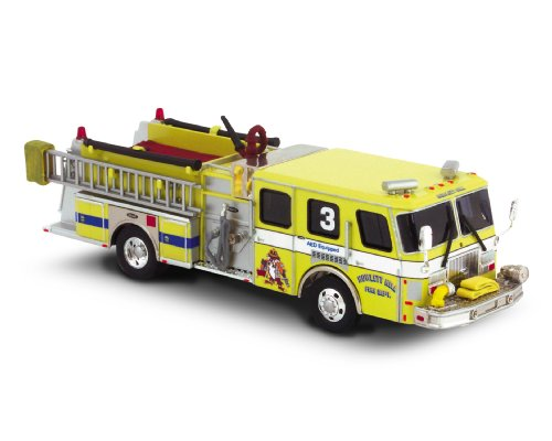 Corgi US522101:50 Scale E-One Sidemount - Howlett Hill Fire Department Syracuse NY -