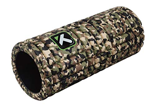 - TriggerPoint GRID Foam Roller with Free Online Instructional Videos, Original (13-Inch), Camo
