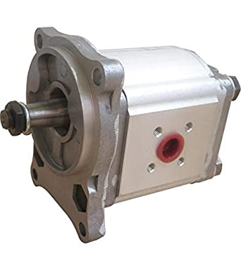 Bomba hidráulica, rueda dentada bomba, diseño grupo 2 BG2, DIN de ...