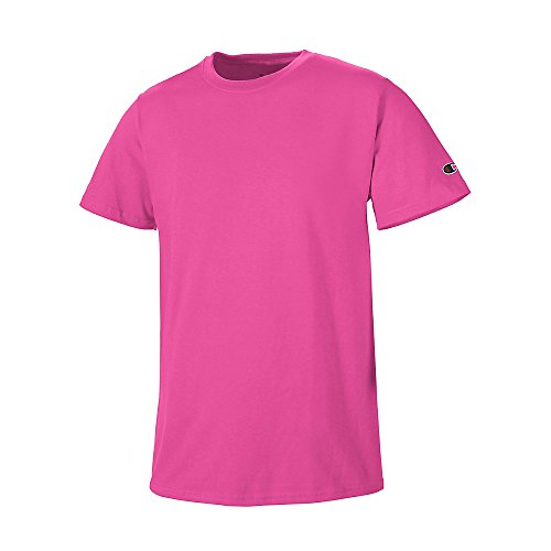 Champion T425 Adult Short-Sleeve T-Shirt Wow Rosa