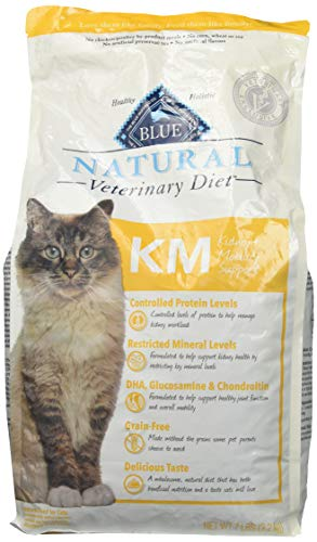 Cheap Blue Buffalo Natural Veterinary Diet Kidney + Mobility Support for Cats 7lbs