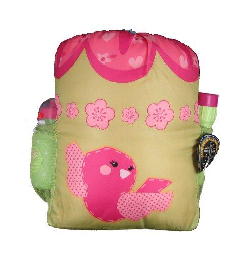Girls Dream Forest 4 Piece Sleeping Bag Set For Kids, Outdoor Stuffs