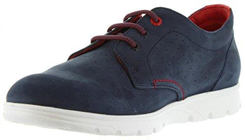 Zapatos de Hombre PANAMA JACK DOMANI C10 NOBUCK MARINO