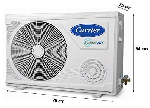 Carrier 1.5 Ton 5 Star Inverter Split AC (Copper ESKO NEO HYBRIDJET INV R32CAI18EK5R39F0 White)