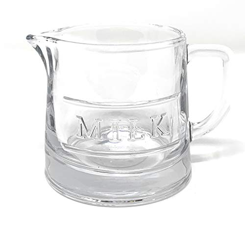 (Milk Server Glass by Hearth and Hand with Magnolia)
