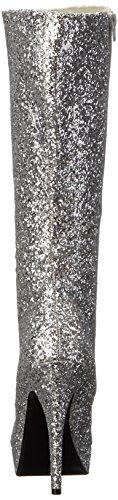 Funtasma LOLITA-300G Silver Glitter Size UK 5 EU 38