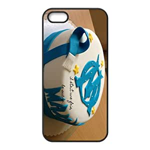 HGKDL Five major European Football League Hight Quality Protective Case for Iphone 5s