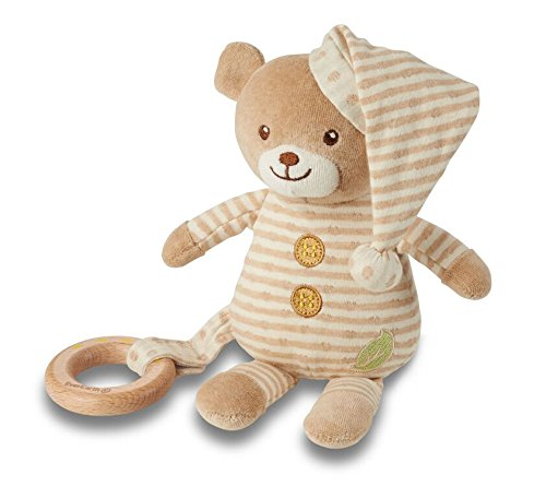 EverEarth 20cm Soft Plush Cuddle Bear Teddy Toy EE33687