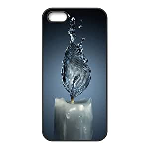 Iphone 5,5S Waterscape Phone Back Case Art Print Design Hard Shell Protection TY091596