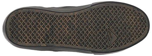 Scarpa Da Skateboard Emerica Uomo Wino G6 Nera / Nera / Nera