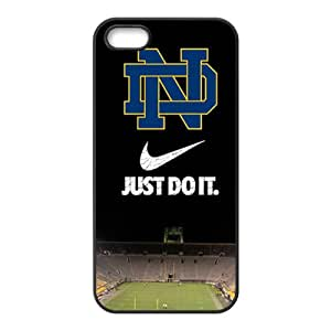 SANYISAN Just Do It New Style High Quality Comstom Protective case cover For iPhone 5S