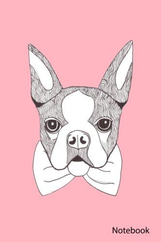 Download Notebook: Boston Terrier Pink ebook